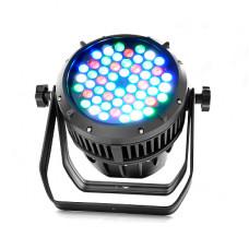 Прибор MLux LED PAR 543IP65/02-60 54 3W RGBW